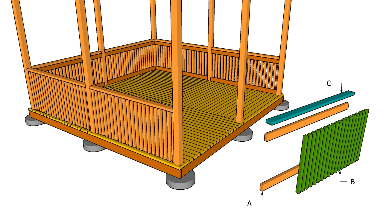 12x12 Playhouse Plans additionally 20x20 Picnic Shelter Roof Plans ...