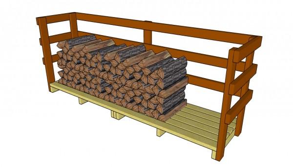Diy wood shed plans