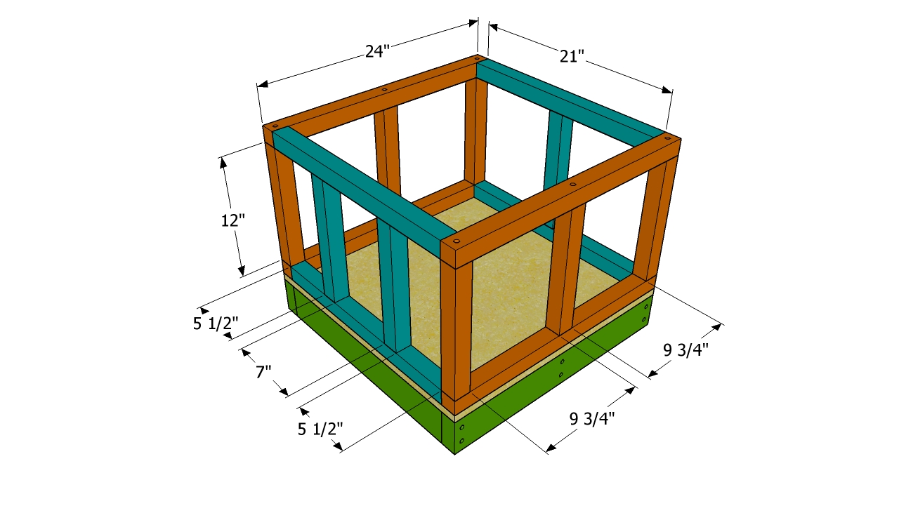 Small dog house plans free outdoor plans diy shed - Small dog house blueprints ...