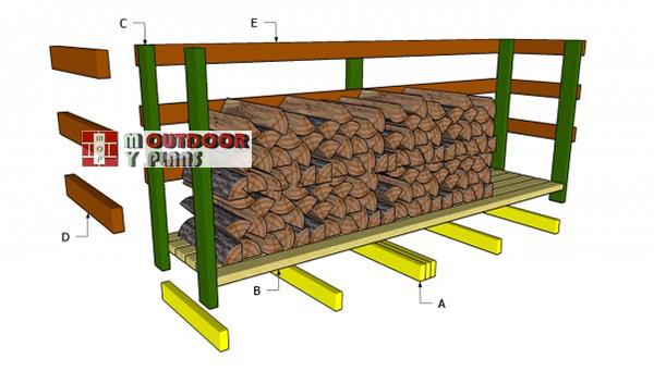 Pallet-wood-shed-plans