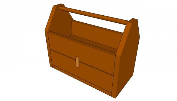 Tool box plans