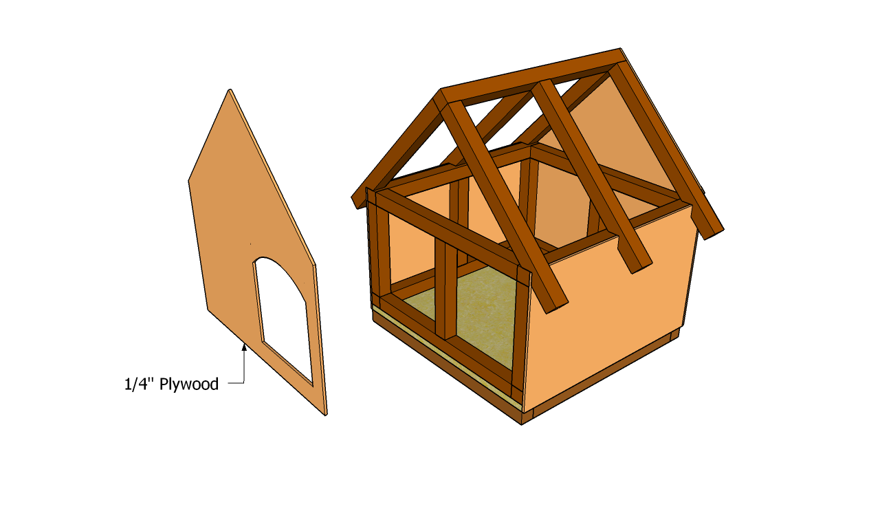 diy outdoor cat house plans