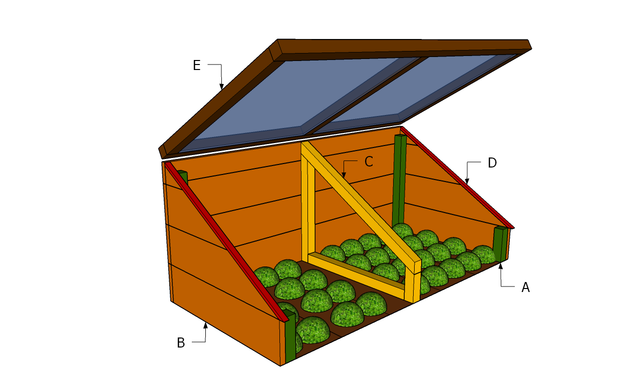 diy cold frame plans