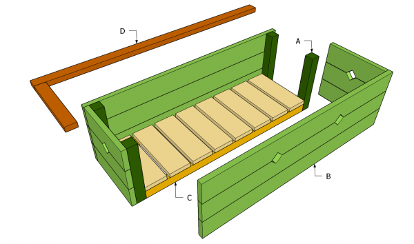Building a flower box