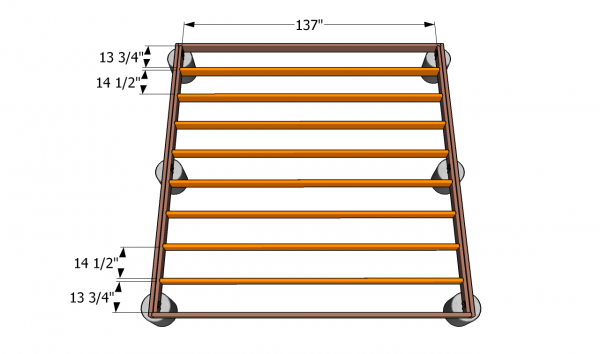 Deck Frame Plans
