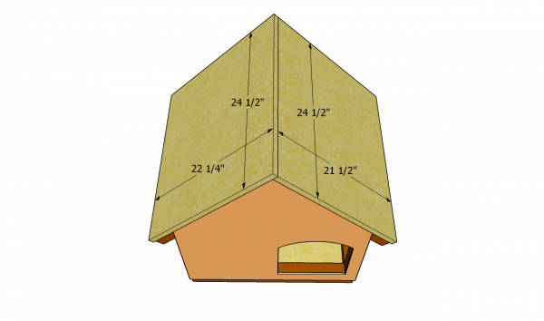 Outdoor Cat House Plans MyOutdoorPlans Free Woodworking Plans