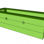 Flower Box Plans