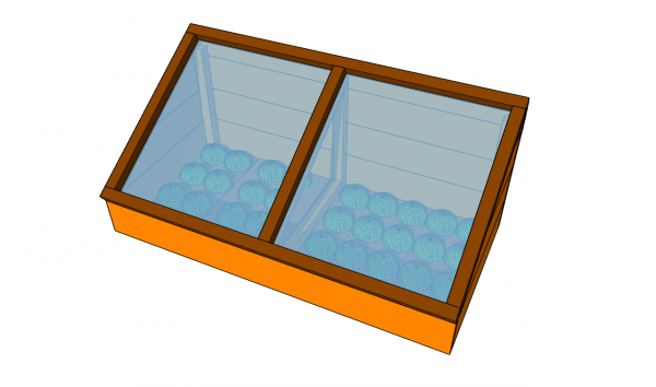 Free cold frame plans
