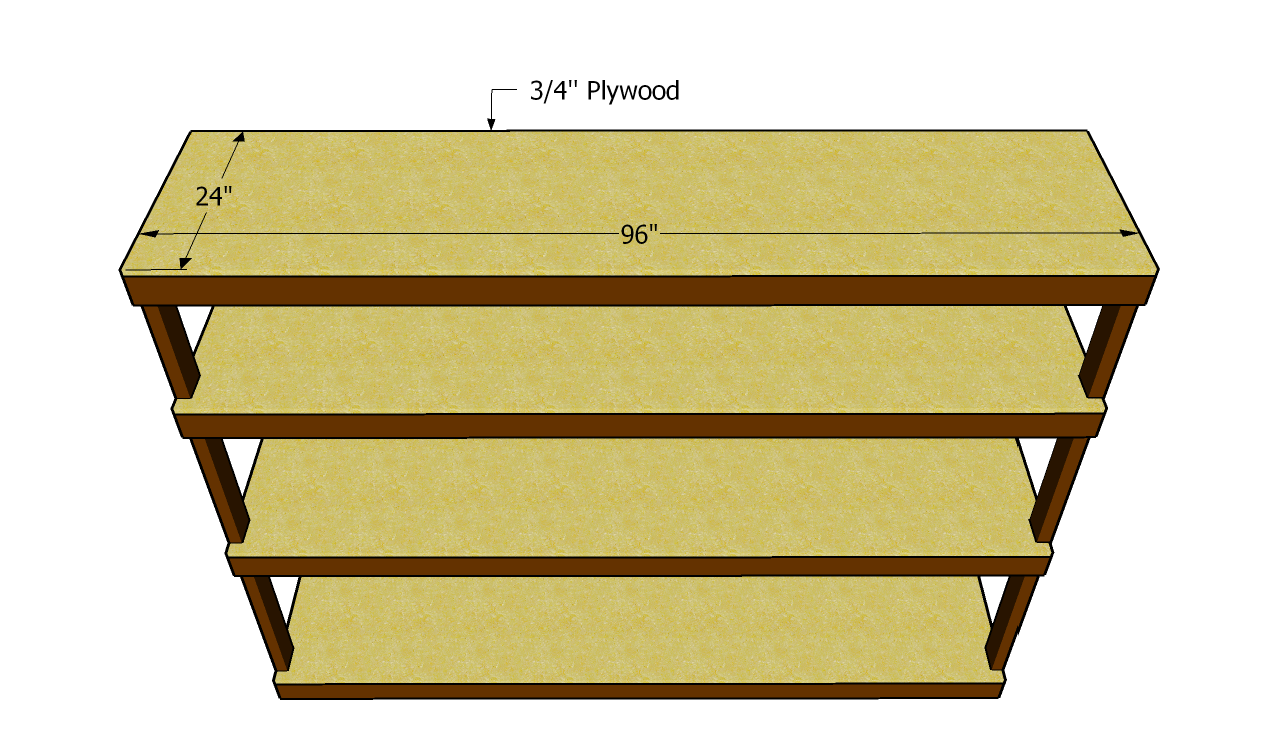 ... DIY Shelf Plans Plywood Download shoe storage wood plans | woodideas