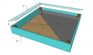 Building a sand box