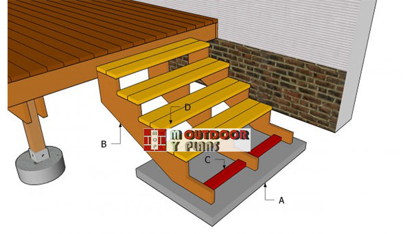 Building-deck-stairs