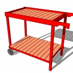 Grill Cart Plans