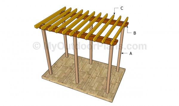 Grape Arbor Designs Plans