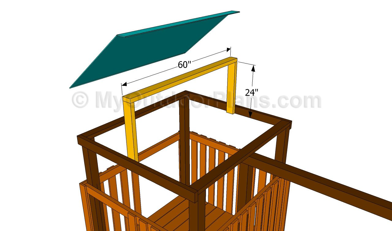 Outdoor Wooden Playset Plans Free