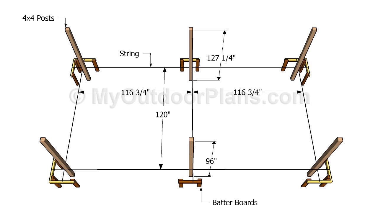 Attached Wood Carport Kit Prices on attached carport ideas
