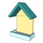 Simple Bird Feeder Plans
