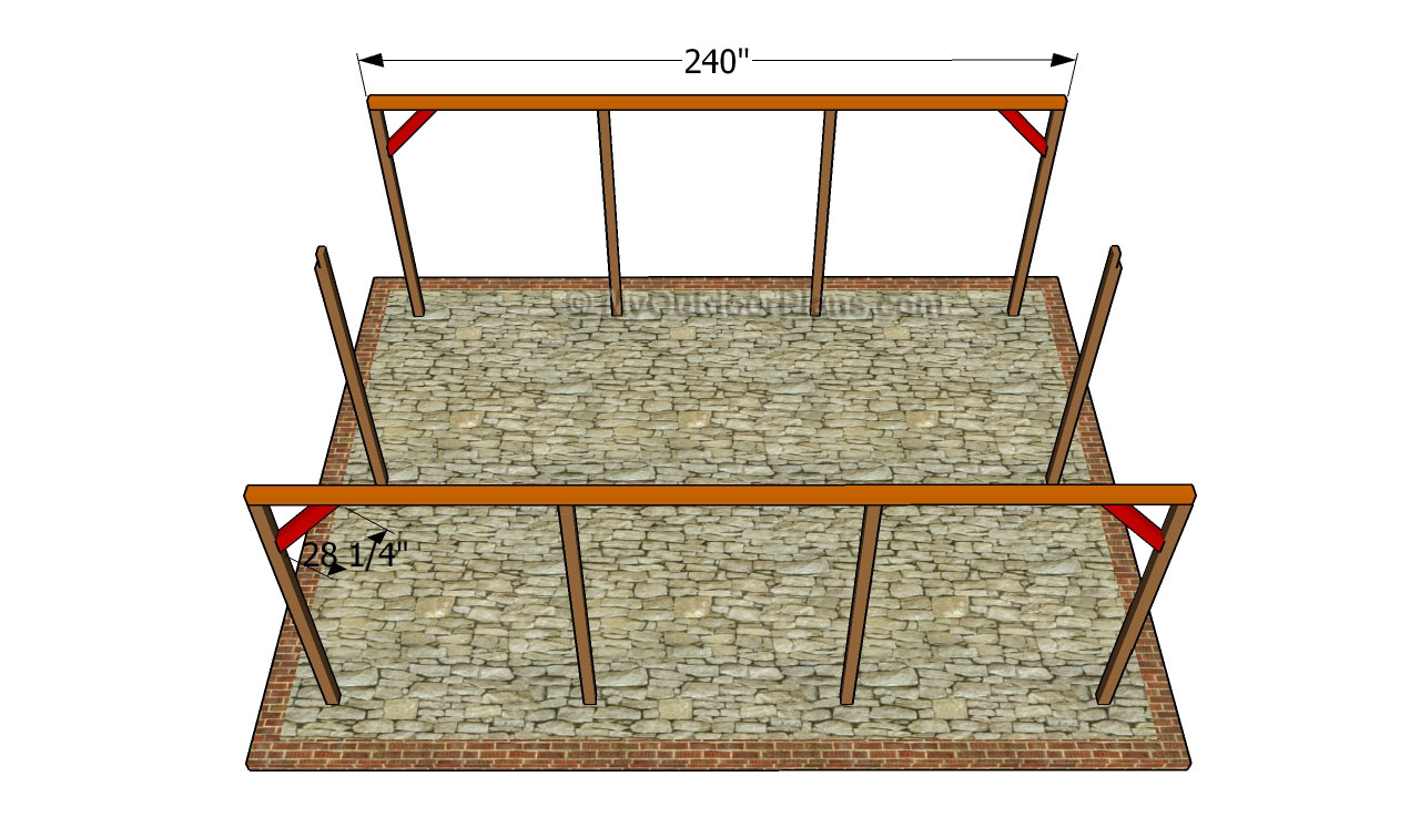 Outdoor Shelter Plans | Free Outdoor Plans - DIY Shed ...