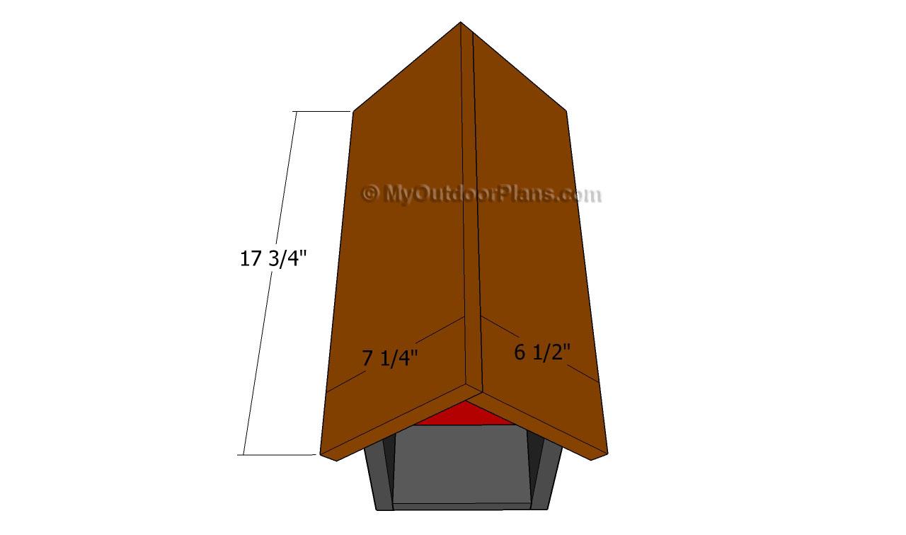 Wooden Mailbox Plans Wooden mailbox plans
