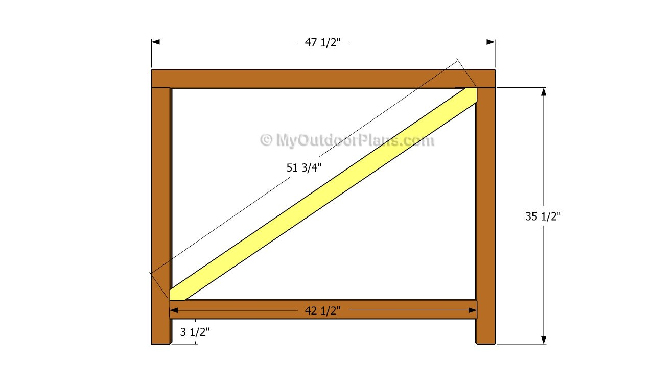 Diy Wood Fence Gate Plans