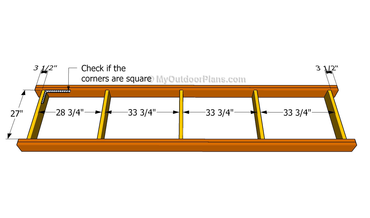 Wooden Bridge Plans | Free Outdoor Plans - DIY Shed, Wooden Playhouse ...