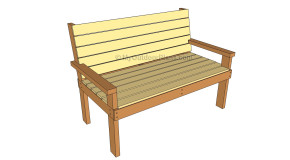 building plans outdoor furniture