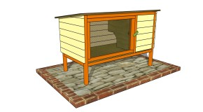 Outdoor Rabbit Hutch Plans