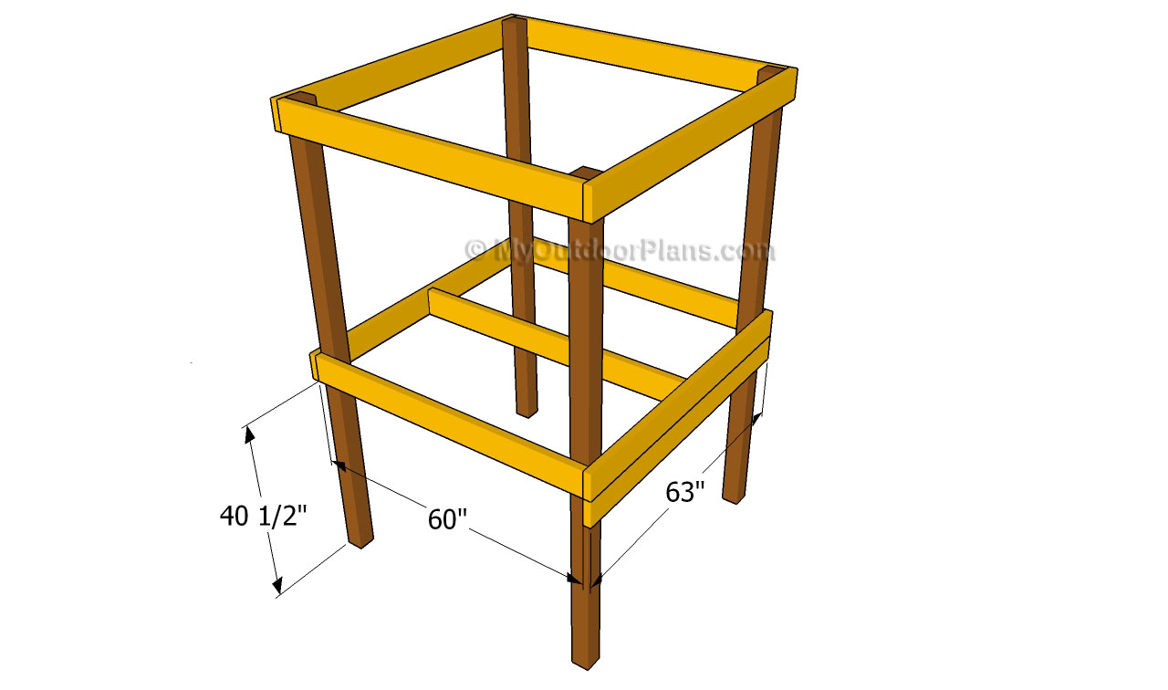 Diy Wooden Fort Plans