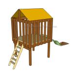 Backyard Fort Plans