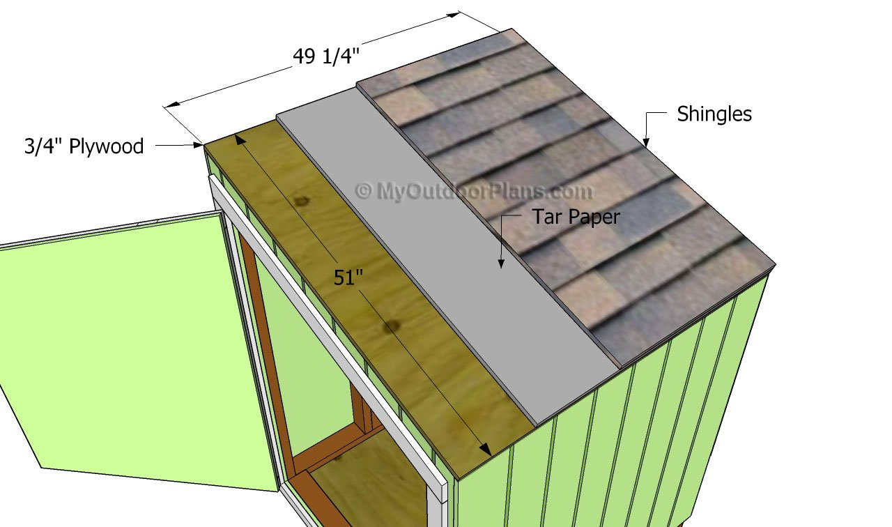Generator Shed Door Plans   Free Outdoor Plans - DIY Shed, Wooden ...