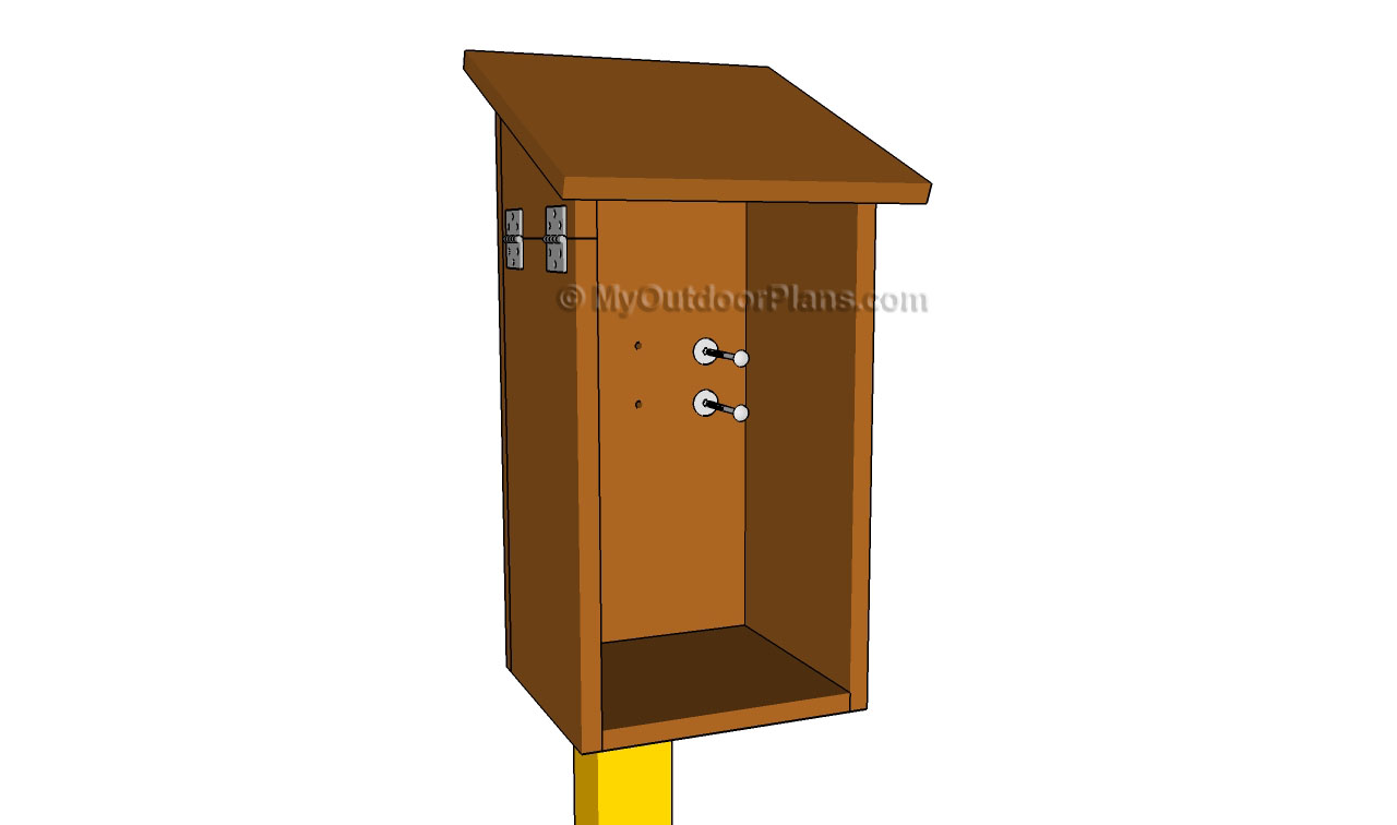 Duck House Plans Free Outdoor Plans Diy Shed Wooden
