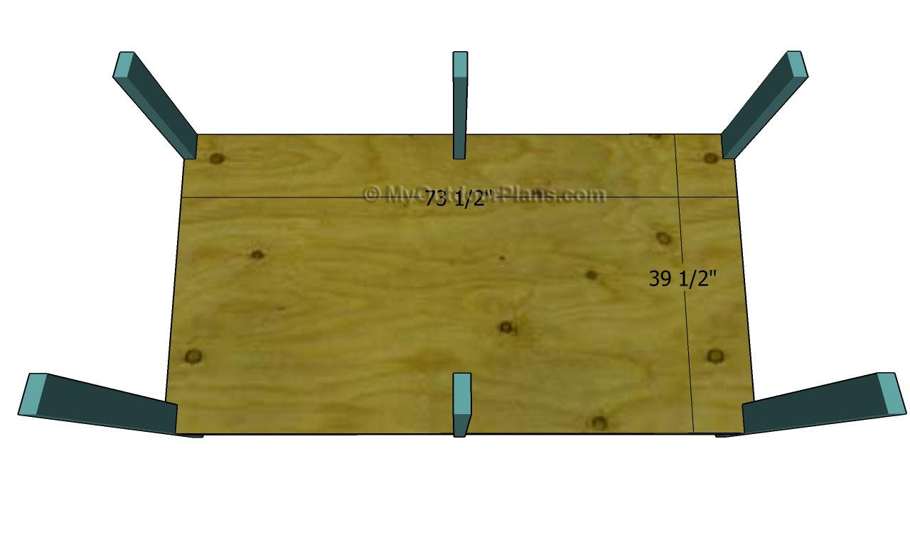 Plywood Dog House Plans