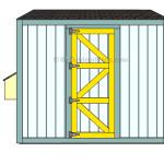 Chicken Coop Door Plans