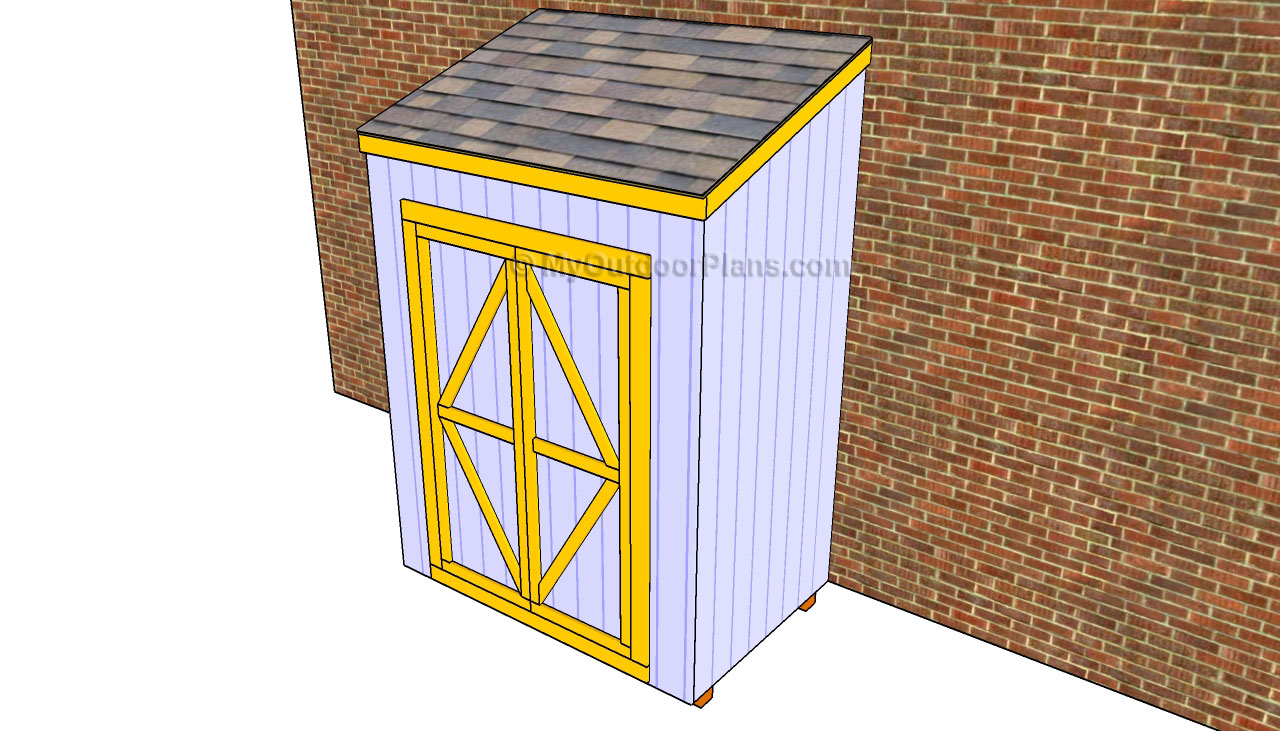 Garden shed designs free outdoor plans diy shed for Shed design plans
