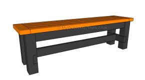Bench Seat Plans