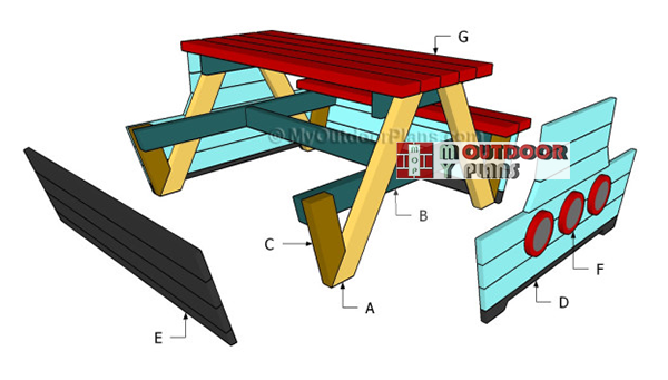 Building-a-pirate-table