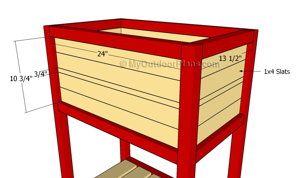 Wooden Ice Chest Cooler Plans