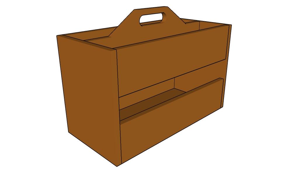 Free Tool Box Plans