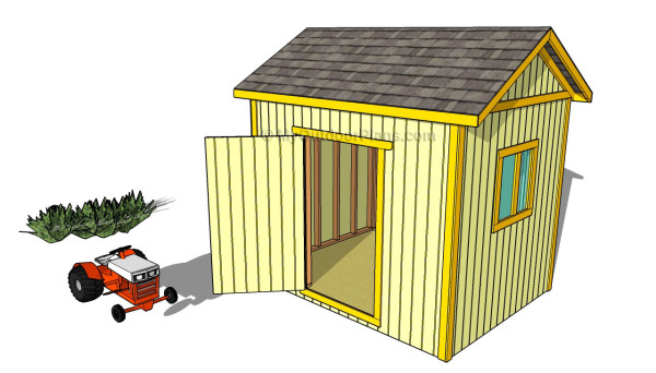 Outdoor Shed Plans Free