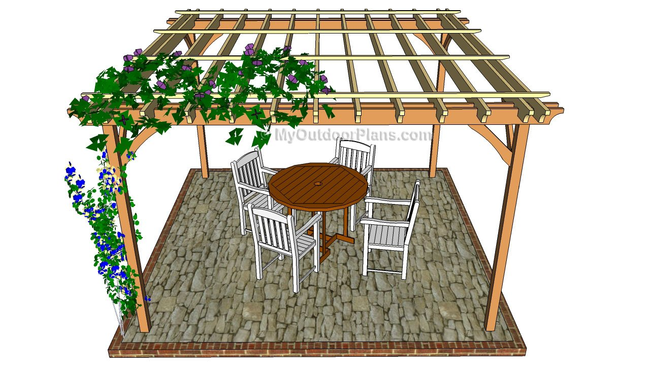 Gazebo designs free outdoor plans diy shed wooden for Patio plans free