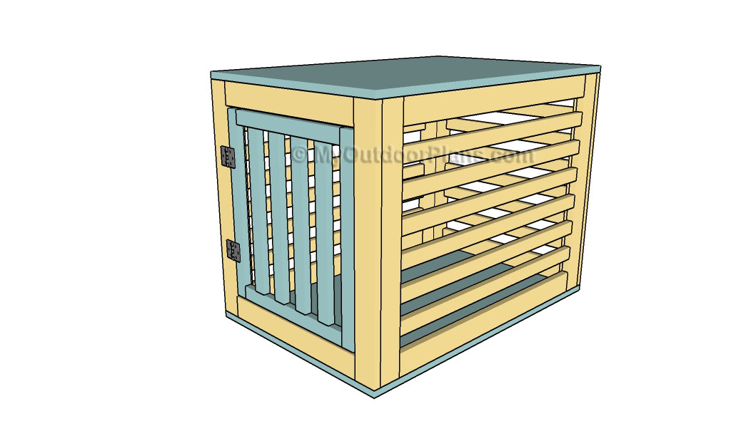 Diy Dog Crate Plans Dog crate plans