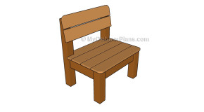 Patio Chair Plans
