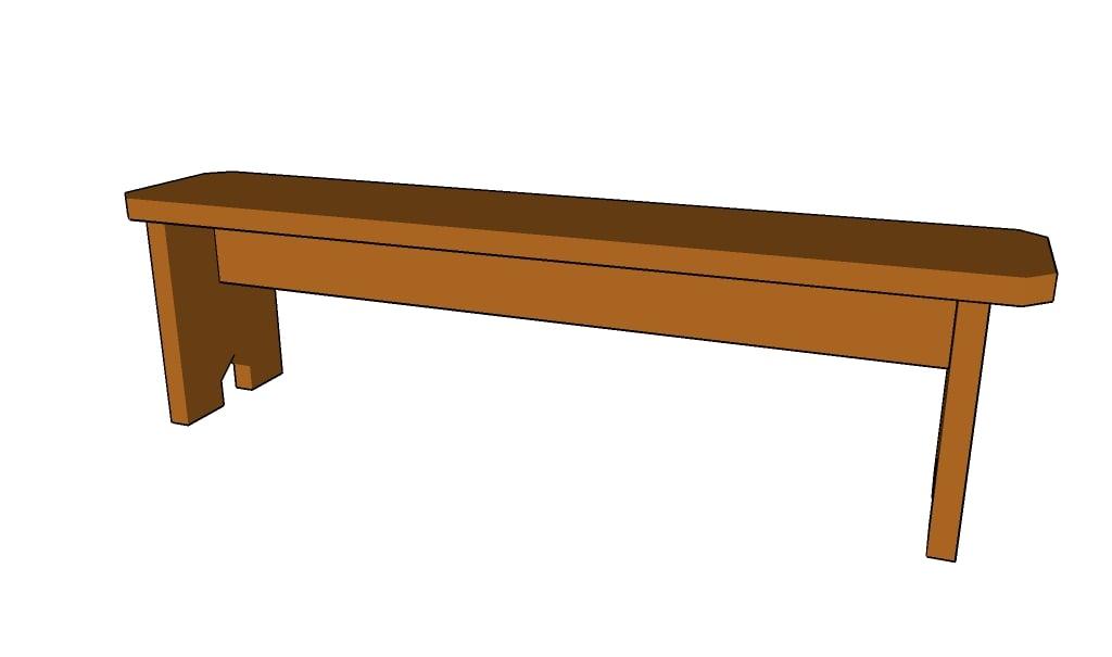 Picnic Bench Plans