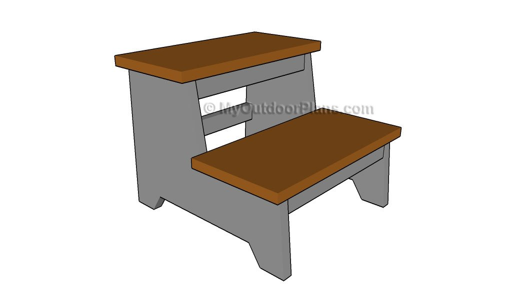 Bar Stool Plans · Step Stool Plans  sc 1 st  MyOutdoorPlans & Folding Stool Plans | MyOutdoorPlans | Free Woodworking Plans and ... islam-shia.org