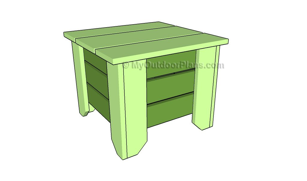 Wooden Shop Stool Plans Free