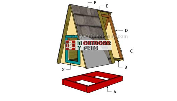 Building-a-dog-house