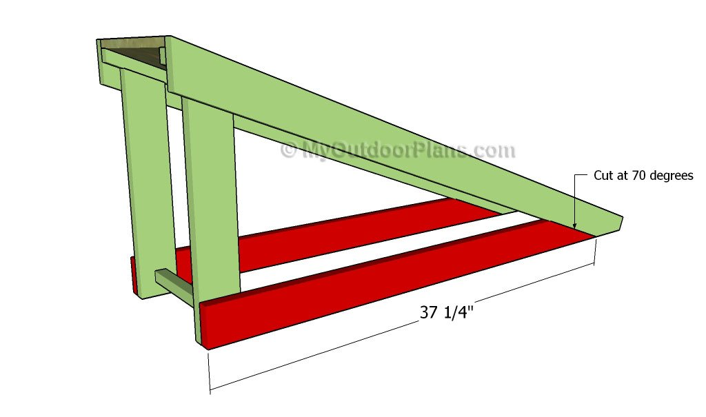 how to build a shed ramp plans