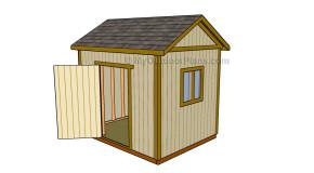 Diy Shed Roof Plans