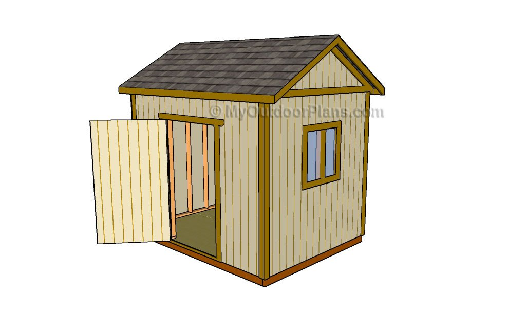 Diy Shed Roof Plans