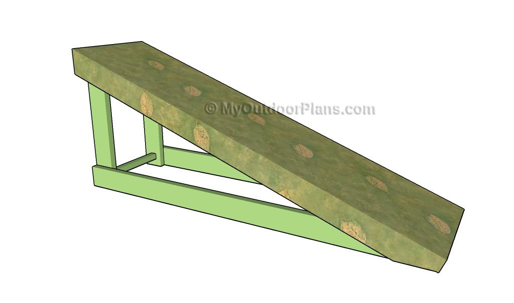Pdf Diy Wood Dog Ramp Plans Download Small Shop Projects