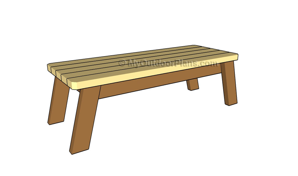 Woodworking Bench Plans | Free Outdoor Plans - DIY Shed, Wooden ...